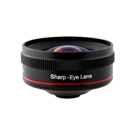 sharp eye lens